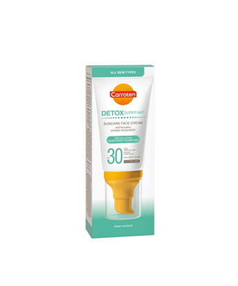 Picture of DETOX SUPER MAT SUNCARE FACE CREAM SPF30 50ML