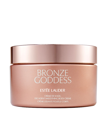Picture of Bronze Goddess Creme de Soleil Decadent Smoothing Body Crème