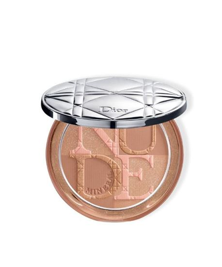 Picture of Diorskin Mineral Nude Bronze Healthy glow bronzing powder