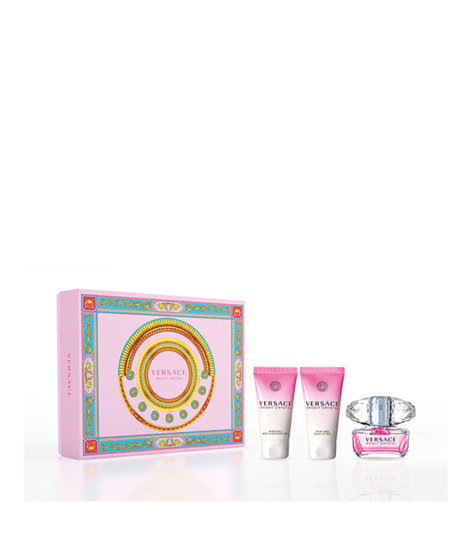 Picture of Bright Crystal EDT Set(EDT 50ml&Shower Gel&Body Lotion 50ml)