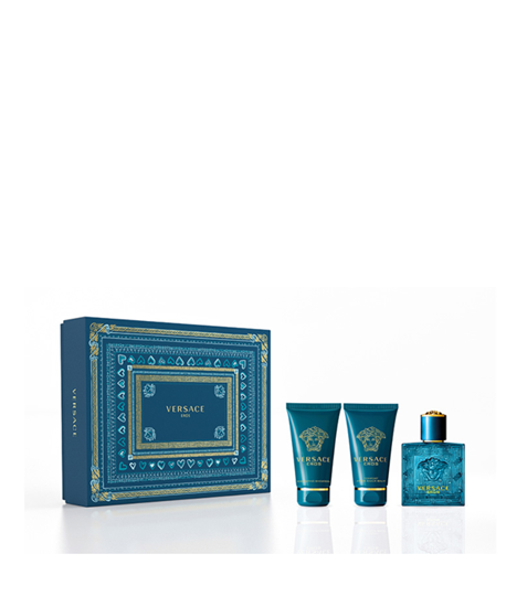 Picture of Eros EDT Set (EDT 50ml & Shower Gel & After Shave Balm 50ml)