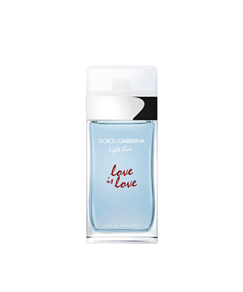 Picture of LIGHT BLUE LOVE IS LOVE EDT 50ML