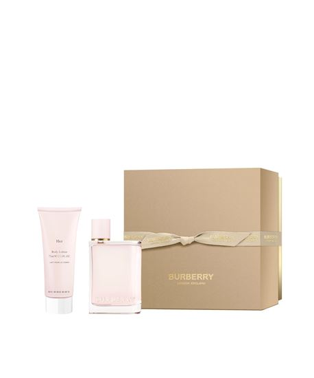 Picture of BURBERRY HER EDP 50ML + BODY LOTION 75ML