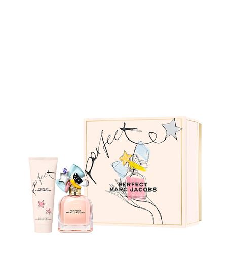 Picture of MARC JACOBS PERFECT EDT 50ML + BODY LOTION 75ML