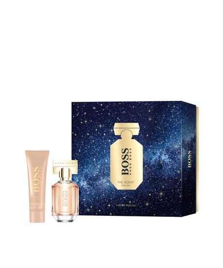 Picture of BOSS THE SCENT WOMAN EDP 30ML + BODY LOTION 50ML