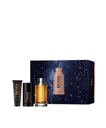Picture of BOSS THE SCENT MAN EDT 100ML + DEO STICK 75 + SHOWER GEL 50ML