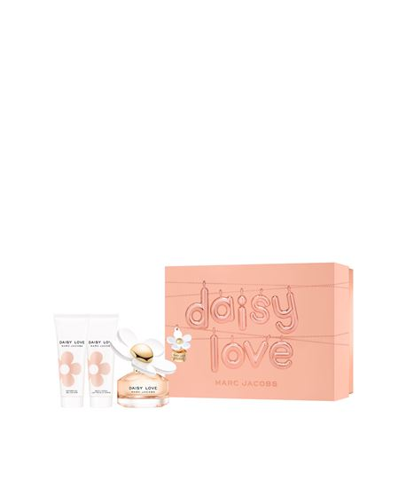 Picture of MARC JACOBS DAISY LOVE EDT 50ML + BODY LOTION 75ML + SHOWER GEL 75ML