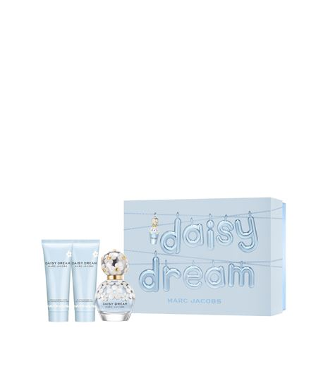 Picture of MARC JACOBS DAISY DREAM EDT 50ML + BODY LOTION 75ML + SHOWER GEL 75ML