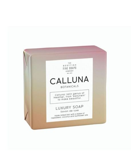 Picture of THE SCOTTISH FINE SOAPS CALLUNA LUXURY SOAP 100GR