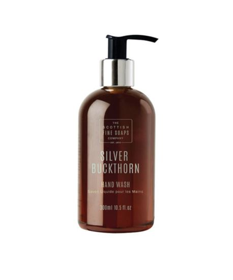 Picture of THE SCOTTISH FINE SOAPS SILVER BUCKTHORN HAND WASH 300ML