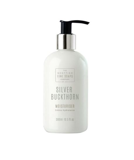 Picture of THE SCOTTISH FINE SOAPS SILVER BUCKTHORN MOISTURISER 300ML