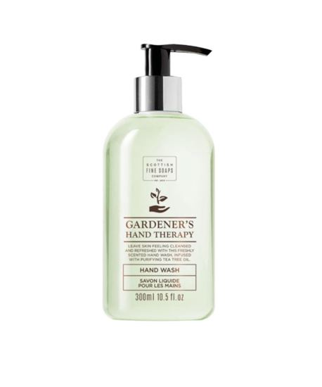 Picture of THE SCOTTISH FINE SOAPS GARDENERS HAND THERAPY HAND WASH 300ML