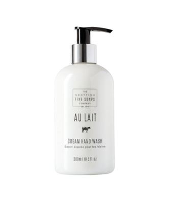 Picture of THE SCOTTISH FINE SOAPS AU LAIT  HAND WASH 300ML