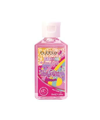 Picture of Anti-bacterial cleansing hand gel Rainbow 50ml