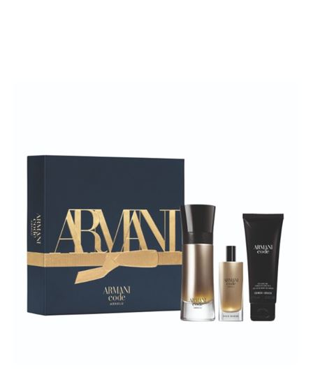 Picture of ARMANI CODE HOMME ABSOLU EAU DE PARFUM 60ML HOLIDAY GIFT SET