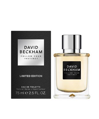 Picture of DAVID BECKHAM FOLLOW YOUR INSTINCT EDT 75ML