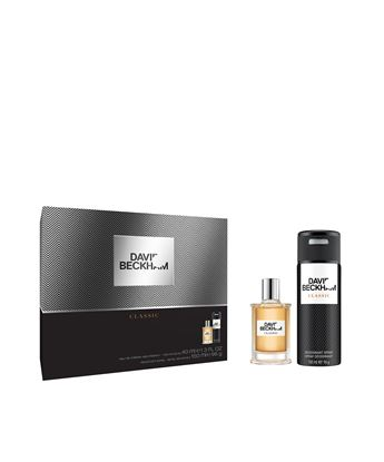 Picture of DAVID BECKHAM CLASSIC EAU DE TOILETTE GIFT SET