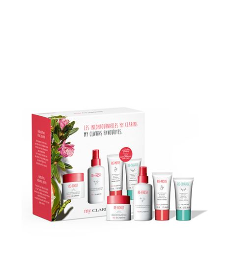 Picture of MyClarins Collection Xmas set