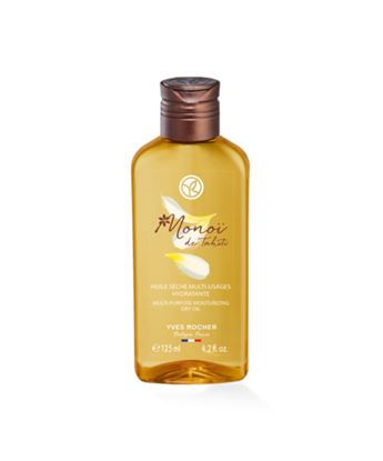 Picture of Monoi Multi-Purpose Moisturizing Dry Oil - Body And Hair