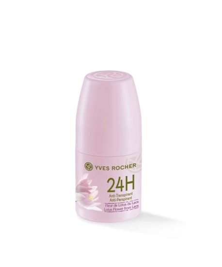 Picture of Lotus Flower from Laos 24H Deodorant Roll-On