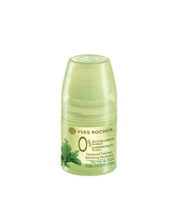 Picture of Green Tea from China Refreshing Deodorant Roll-On