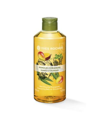 Picture of Energizing Bath and Shower Gel - Mango Coriander 400 ml