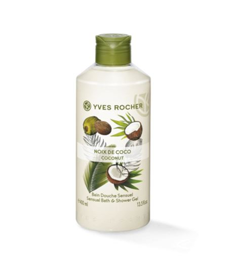 Picture of Sensual Bath and Shower Gel - Coconut 400 ml