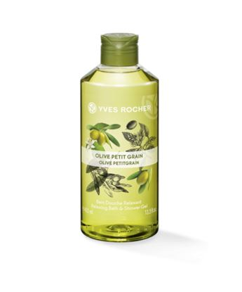 Picture of Relaxing Bath and Shower Gel - Olive Petitgrain 400 ml