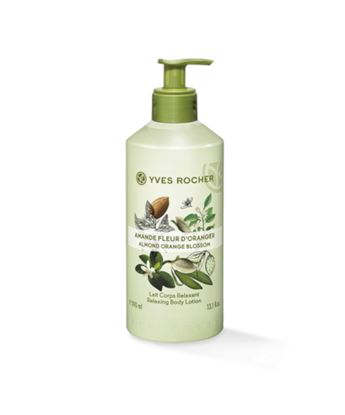 Picture of Almond Orange Blossom Relaxing Body Lotion