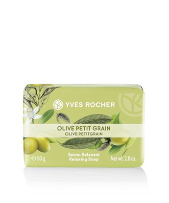 Picture of Relaxing Soap - Olive Petitgrain
