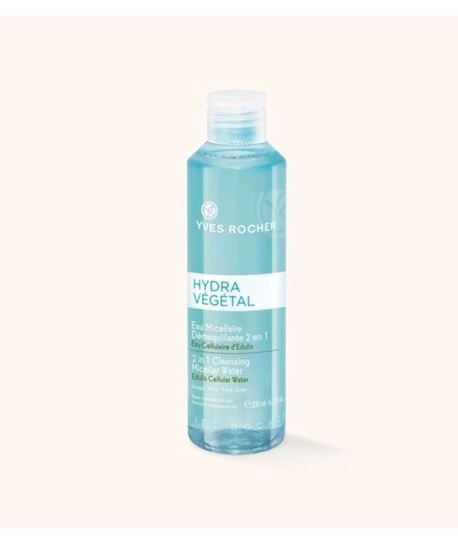 Picture of Hydrating Micellar Water 2-in-1 - Face and Eyes