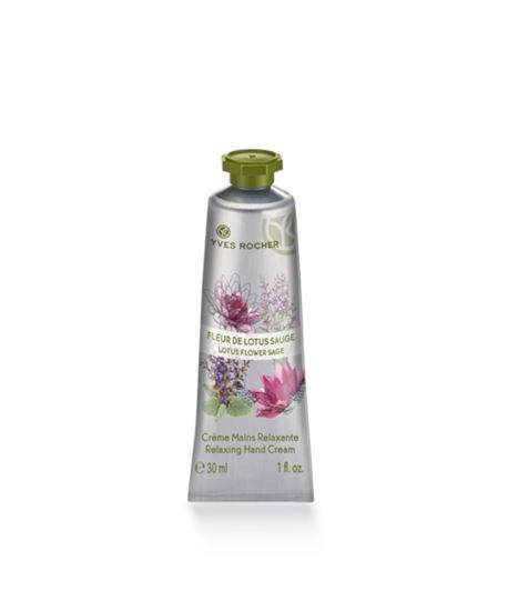 Picture of Lotus Flower and Sage Hand Cream