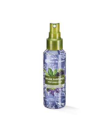 Picture of Lavandin Blackberry Perfumed Body and Hair Mist