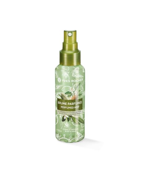 Picture of Almond Orange Blossom Perfumed Body and Hair Mist