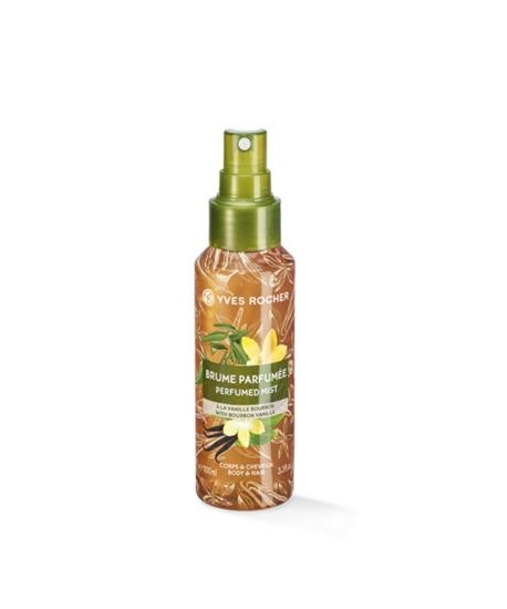 Picture of Sensual Perfumed Body and Hair Mist - Bourbon Vanilla