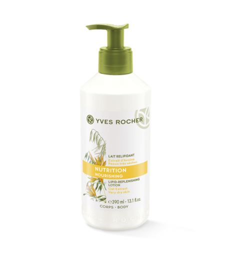 Picture of Lipid-Replenishing Lotion Very Dry Skin 390 ml