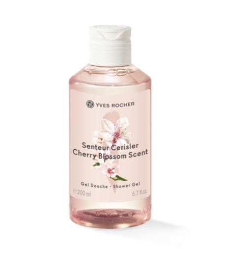 Picture of Cherry Blossom Scent Shower Gel