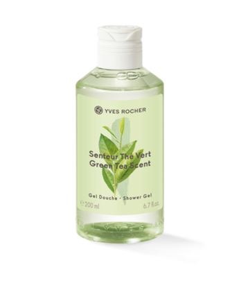 Picture of Green Tea Scent Shower Gel