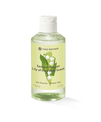 Picture of Lily of the Valley Scent Shower Gel
