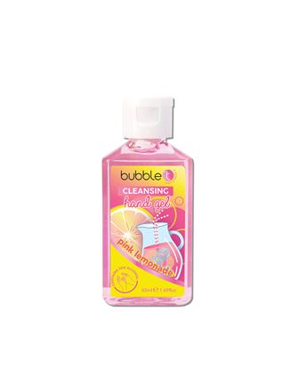 Picture of BUBBLET PINK LEMONADE HAND CLEANSING GEL 50M