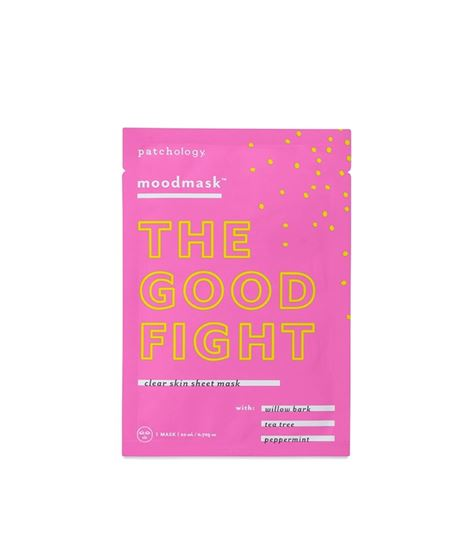 """Picture of Patchology moodmask """"The Good Fight"""" Clear Skin Sheet Mask"""
