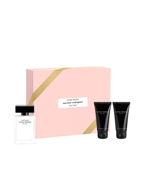 Picture of FOR HER PURE MUSC XMAS SET (EDP50ML+BODY LOTION 50ML+SHOWER GEL 50ML)