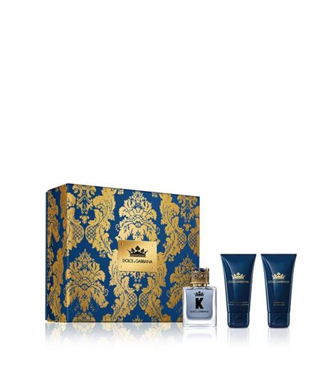 Picture of K BY DOLCE GABBANA SET (EDT50ML + AFTER SHAVE 50ML + SHOWER GEL 50ML)