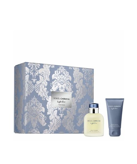 Picture of LIGHT BLUE POUR HOMME (EDT75ML+AFTER SHAVE 50ML)