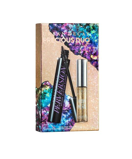 Picture of PRECIOUS DUO PERVERSION MASCARA + HEAVY METAL GLITTER EYELINER