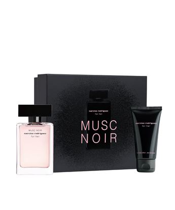 Picture of Narciso Rodriguez for Her Musc Noir set (edp 50ml+ Body Lotion 50ml)