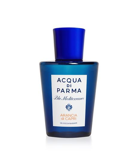 Picture of BLU MEDITERRANEO - ARANCIA DI CAPRI SHOWER GEL 200 ML