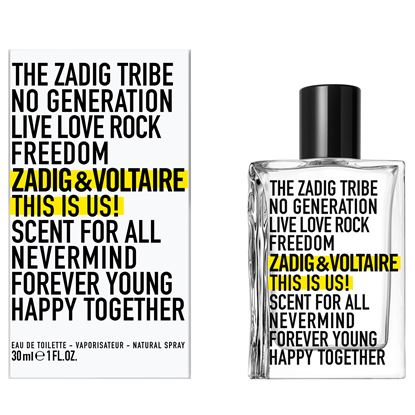 Picture of ZVL THIS IS US EDT 30ML