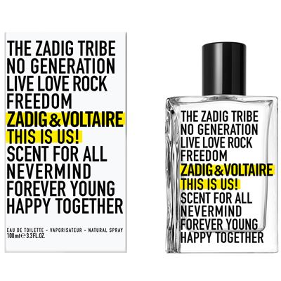 Picture of Zadig & Voltaire This is Us edt 100ML