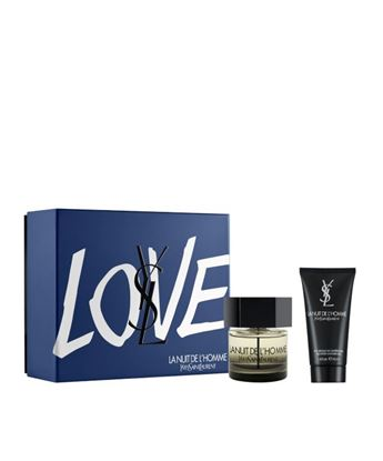 Picture of COFFRET LA NUIT DE L'HOMME EDT